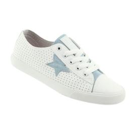 Big Star Pantofi de mare stea stea albastru 274692