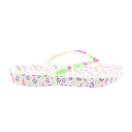 Atletico Flip-flops de flori pentru femei