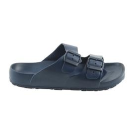 Pantofi pentru bărbați înfricoșați, albastru de la Atletico bleumarin