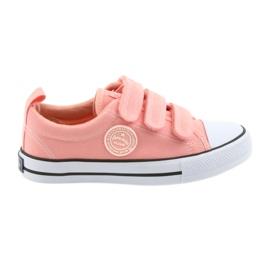 American Club Pantofi americani adulti roz LH49