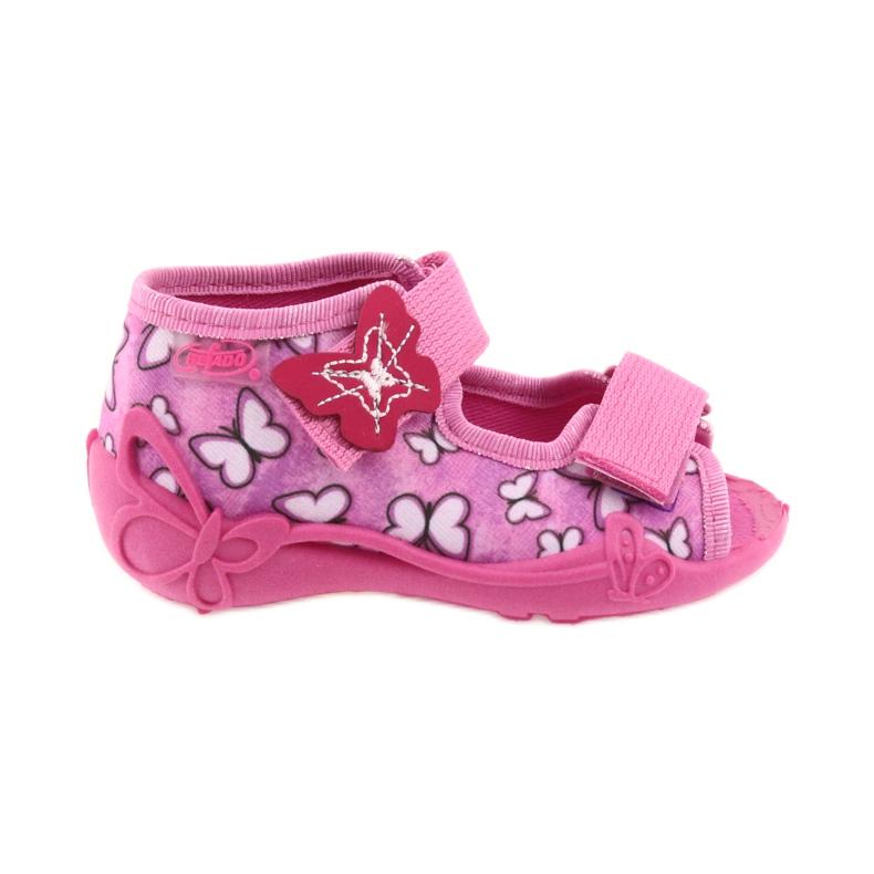 Befado sandale pantofi pentru copii 242P091