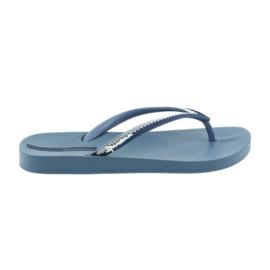 Flip flops Ipanema 82518 Albastru