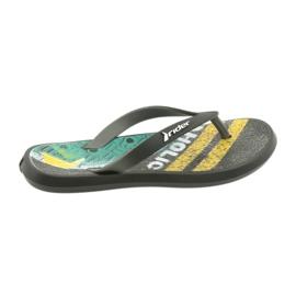 Papuci pentru copii Rider 82563 negru