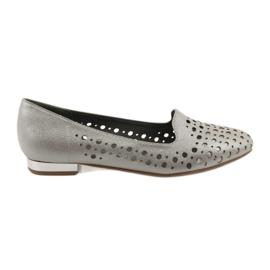 Daszyński Lordsy pantofi cu pantofi elegant 151 maro