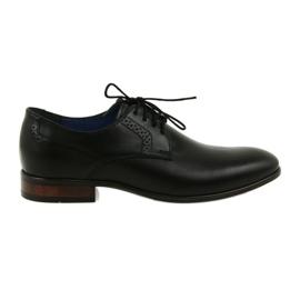 Pantofi pentru barbati Nikopol 1695 negru