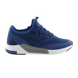 Pantofi sport bărbați DK 18470 albastru