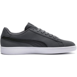 Pantofi Puma Smash v2 Buck M 365160 08 gri