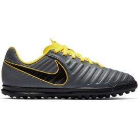 Pantofi de fotbal Nike Tiempo Legend 7 Club Tf Jr AH7261-070