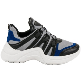 Kylie Pantofi sport confortabili negru