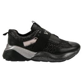 Slip-on VICES Pantofi sport negru