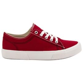 Kylie Adidasi roșii roșu