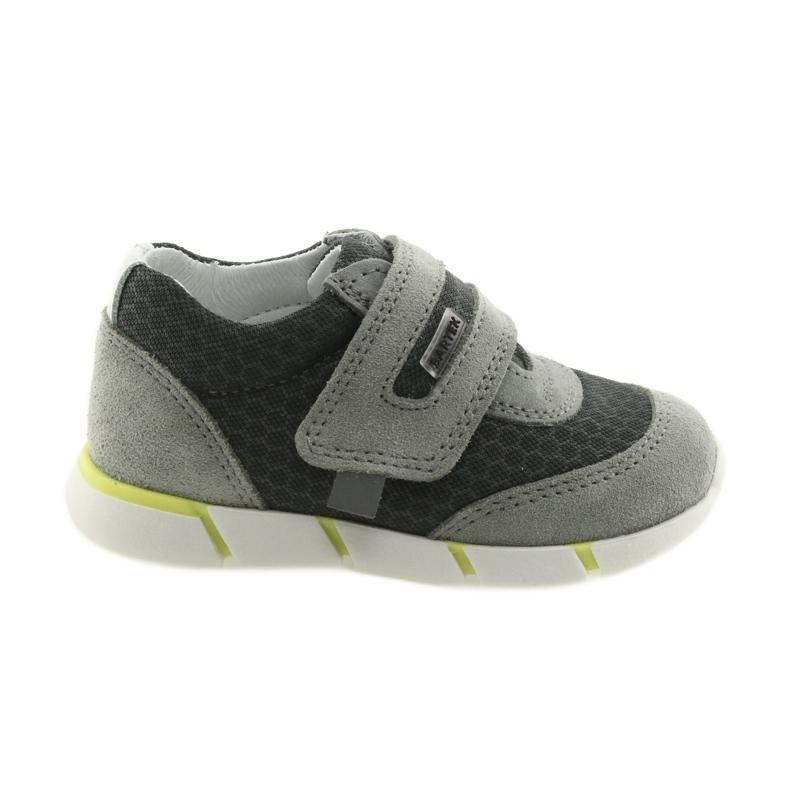 Pantofi sport Bartek 51949 gri