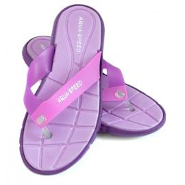 Papuci Aqua-Speed Bali violet 09 479
