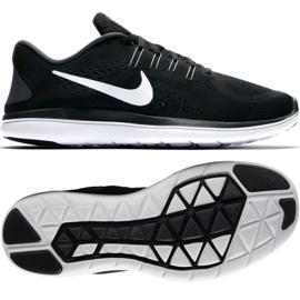 Negru Pantofi de alergat Nike Flex 2017 Rn M 898457-001