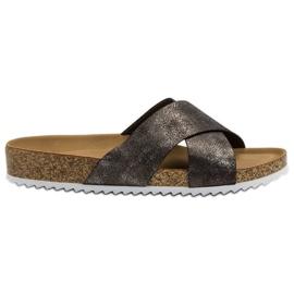 Kylie Pantofi confortabili gri