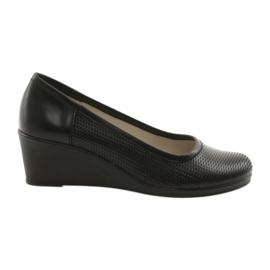 Pantofi cu toc Gregors 763 negru