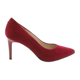 Rochii de damă roșii SALA 7064 roșu