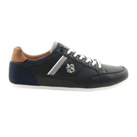 Bleumarin Pantofi sport pentru bărbați Mckey 901 albastru