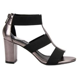 Sandale la modă pe postul UP al VINCEZA gri