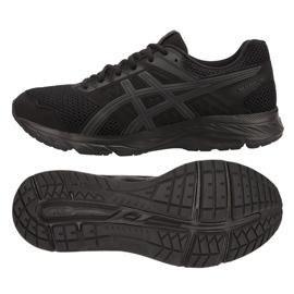 Negru Pantofi de alergat Asics Gel Contend 5 M 1011A256-002