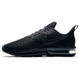 Negru Nike Air Max Sequent 4 M AO4485-002 pantofi