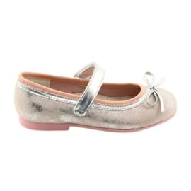 Pantofi de balerina cu arcul American Club GC18