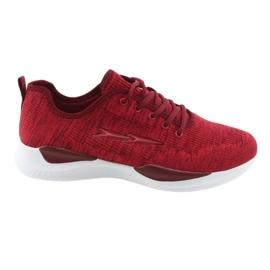 Roșu Bridă sport pentru bărbați DK SC235