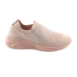 Adidasi sport american Club AD05 roz
