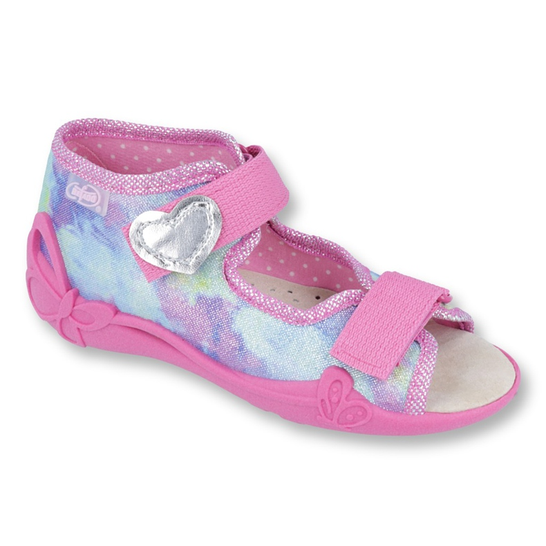 Pantofi de copii galbeni de la Befado 342P005