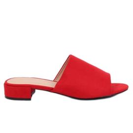 Rochii pentru femei roșii XW9093 Roșu
