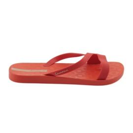 Ipanema Papuci pentru femei Grendha 26263 roșu