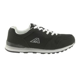 American Club 12 pantofi sport negru