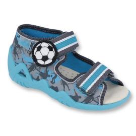 Befado galben pantofi pentru copii 350P001