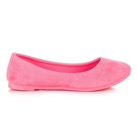 Seastar Balerina confortabilă roz
