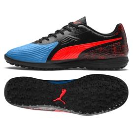 Pantofi de fotbal Puma PUMA One 19.4 Tt M 105495 01 multicolor multicolor