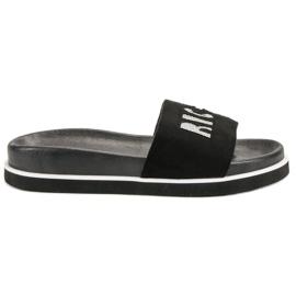 Vinceza Pantofi negri negru