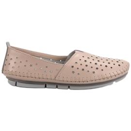 Kylie maro Pantofi din piele pentru femei
