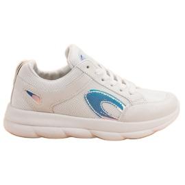 Marquiz Pantofi albi