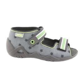 Befado galben pantofi pentru copii 250P086
