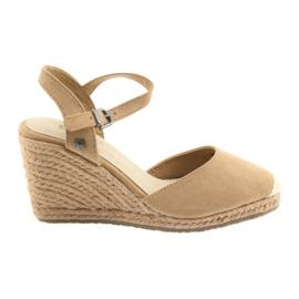 Big Star maro Big sandals espadrilles 274A169 C.be
