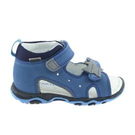 """Bomboane de sandale baieti """"Bartek 51489 albastru"""