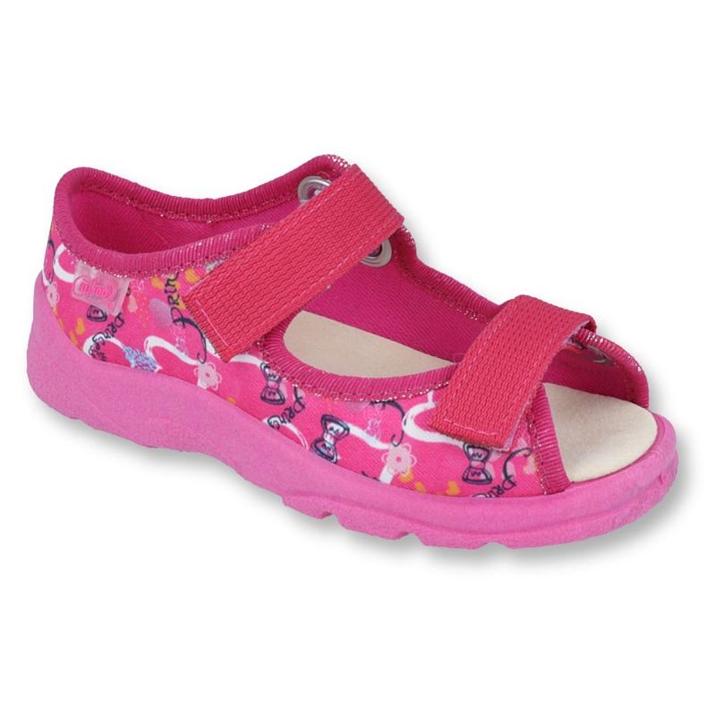 Încălțăminte pentru copii Befado 869X132 roz