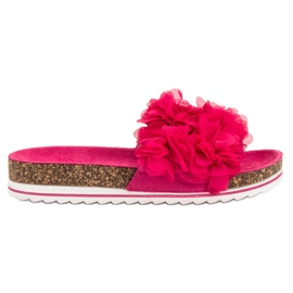 Seastar Flip Flops de modă roz