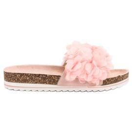 Seastar Monde Flip Flops de culoare roz