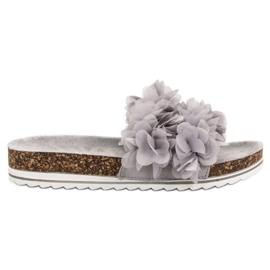 Seastar Modă de papuci gri
