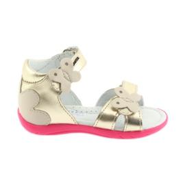 Fete sandale - fluture Bartek 51569 zloti