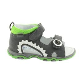Sandale băieți 'napti Bartek 51063 gri