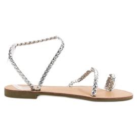Comer gri Sandale pentru femei