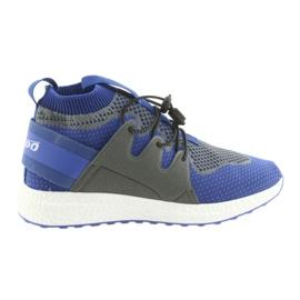 Pantofi de copii Befado 516Y029 albastru
