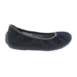 Încălțăminte pentru copii Befado 980Y096 gri albastru marin